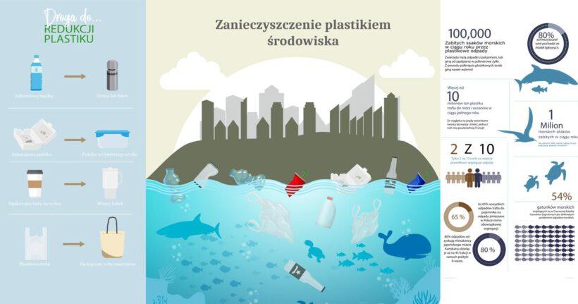 Zanieczyszczenie plastikiem środowiska
